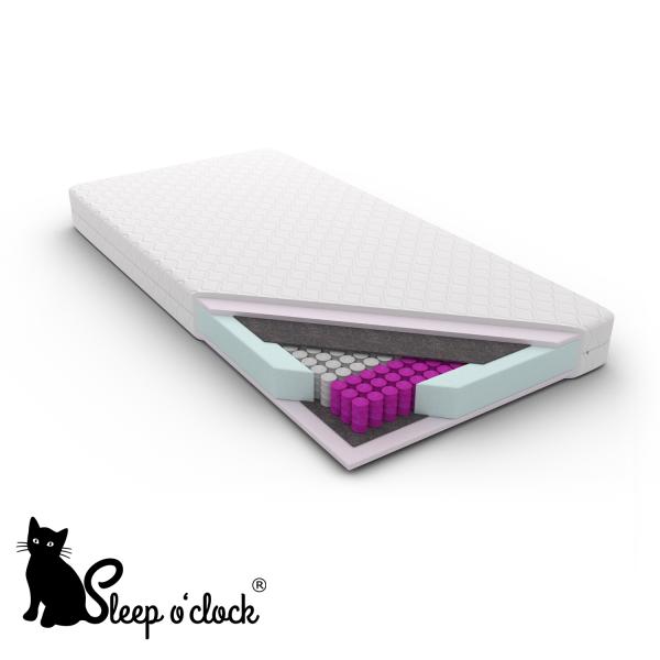 materac kieszeniowy multipocket FRANCESCA sleep o'clock 100x200