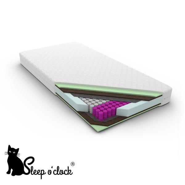 materac kieszeniowy multipocket VALERIO sleep o'clock 100x200