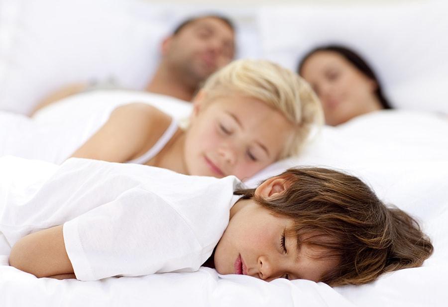 Materace lateksowe Sleep o'clock